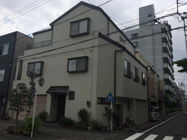 静岡市葵区 M様邸 外壁塗装・屋根カバー工法リフォーム事例