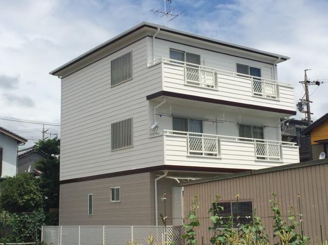 静岡市清水区 H様邸 外壁・屋根塗装リフォーム事例