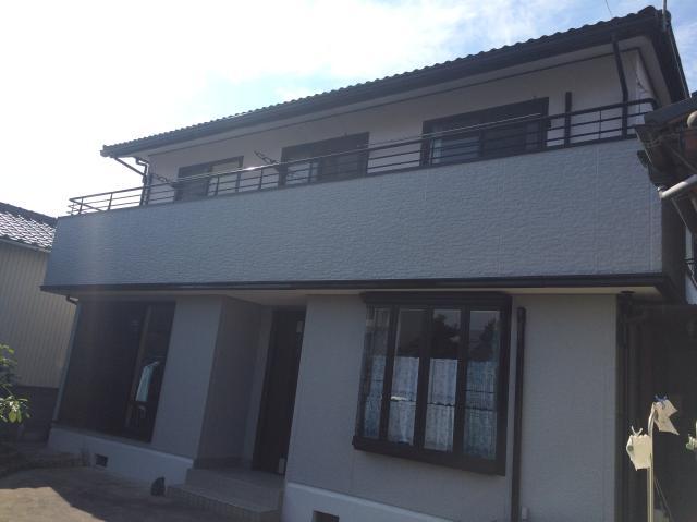 静岡市清水区 I様邸 外壁・屋根塗装リフォーム事例