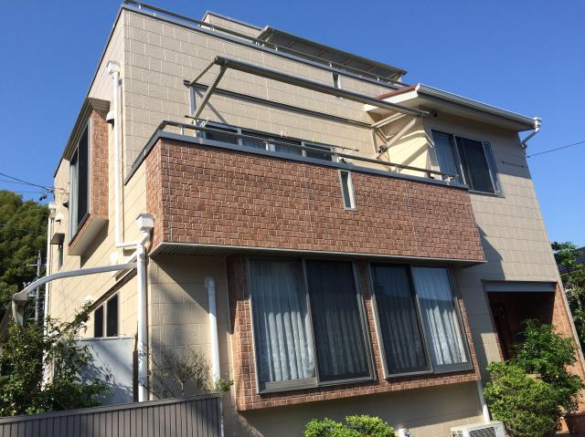 静岡市葵区 T様邸 外壁・屋根塗装リフォーム事例