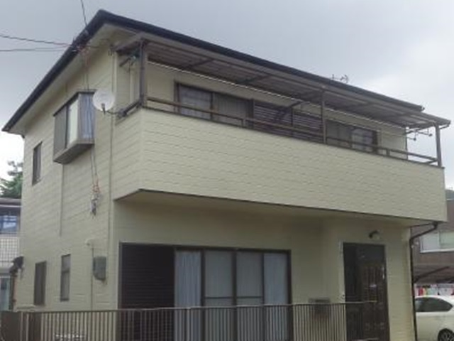 静岡市葵区 S様邸 外壁・屋根塗装リフォーム事例