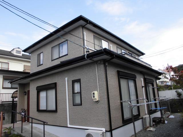 静岡市駿河区 O様邸 外壁・屋根塗装リフォーム事例