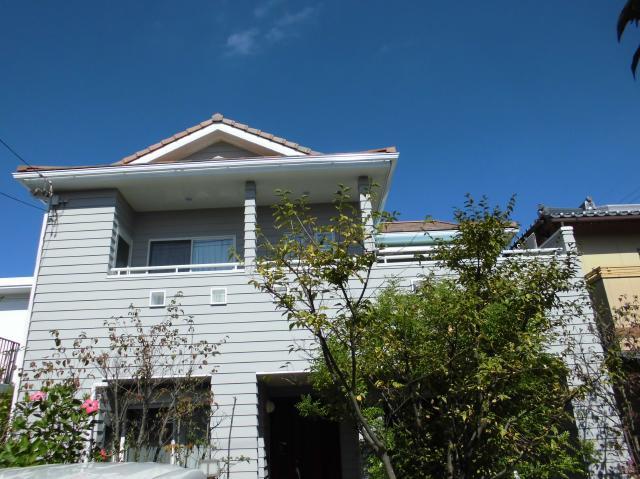 静岡市葵区 S様邸 外壁塗装リフォーム事例