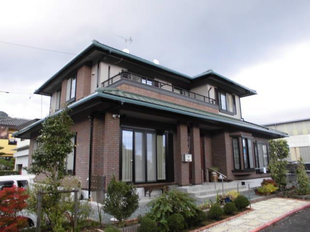 焼津市 Y様邸 外壁塗装リフォーム事例