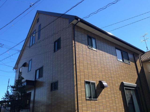 静岡市駿河区 A様邸 外壁・屋根塗装リフォーム事例