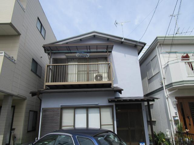 静岡市駿河区 A様邸 外壁塗装・屋根カバー工法リフォーム事例