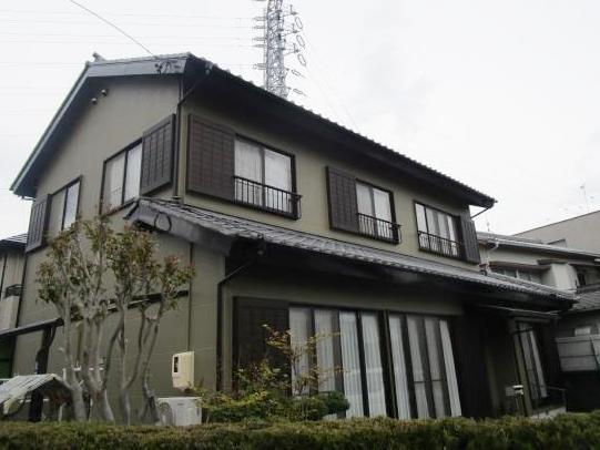 島田市 S様邸 外壁塗装リフォーム事例