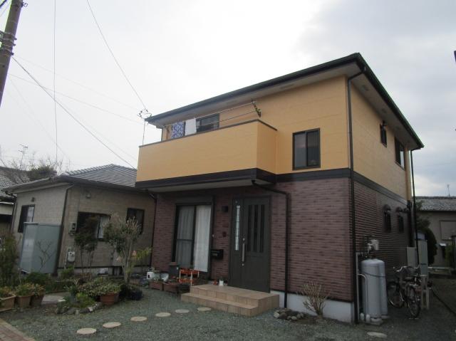藤枝市 A様邸 外壁・屋根塗装リフォーム事例