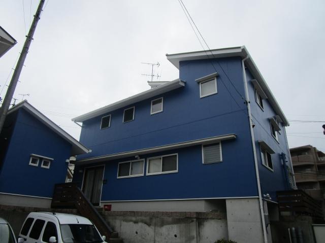 静岡市清水区 F様邸 外壁・屋根塗装リフォーム事例