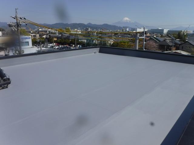 静岡市清水区 I様邸 屋上・ベランダ防水塗装リフォーム事例