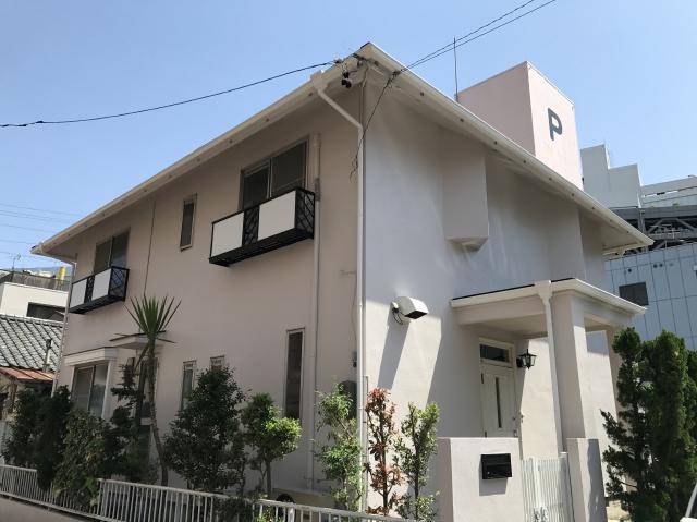静岡市葵区 K様邸 外壁塗装・屋根カバー工法リフォーム事例