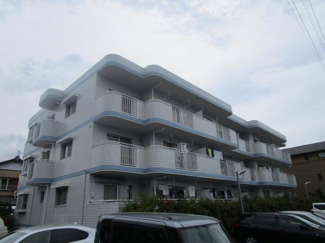静岡市駿河区 O様所有マンション 外壁・屋上塗装リフォーム事例