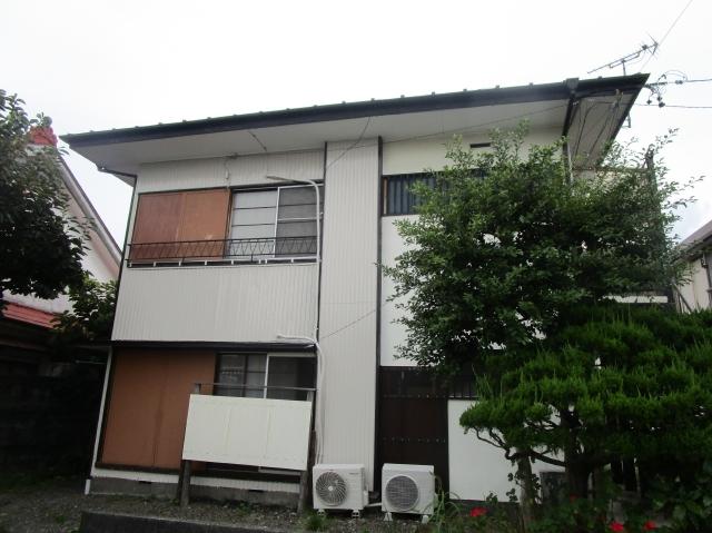 静岡市清水区 Gアパート 外壁・屋根塗装リフォーム事例