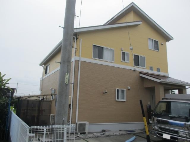 焼津市 K様邸 外壁・屋根塗装リフォーム事例