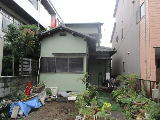 静岡市葵区 K様邸 外壁塗装リフォーム事例