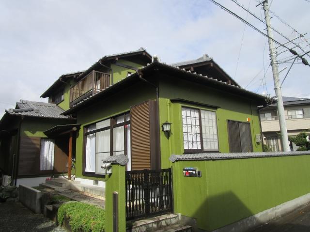 静岡市葵区 T様邸 外壁塗装リフォーム事例