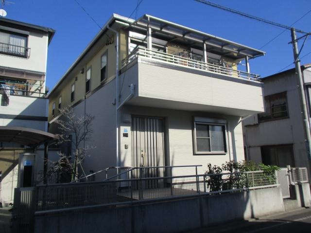 静岡市駿河区 M様邸 外壁・屋根塗装リフォーム事例