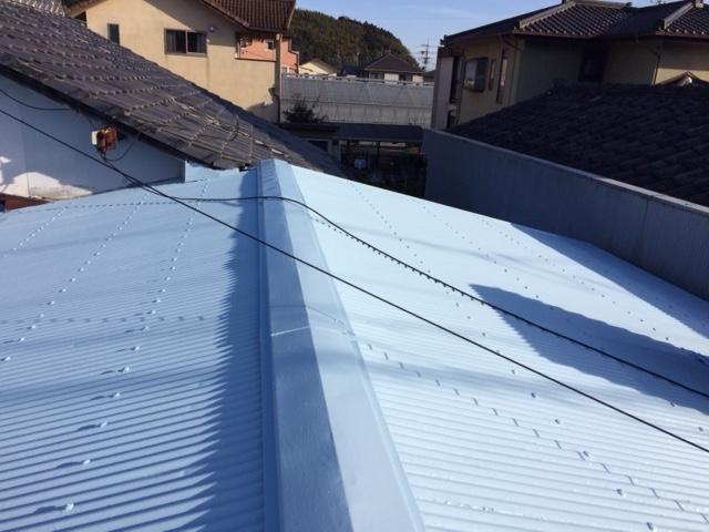 静岡市葵区 W様邸 屋根塗装リフォーム事例