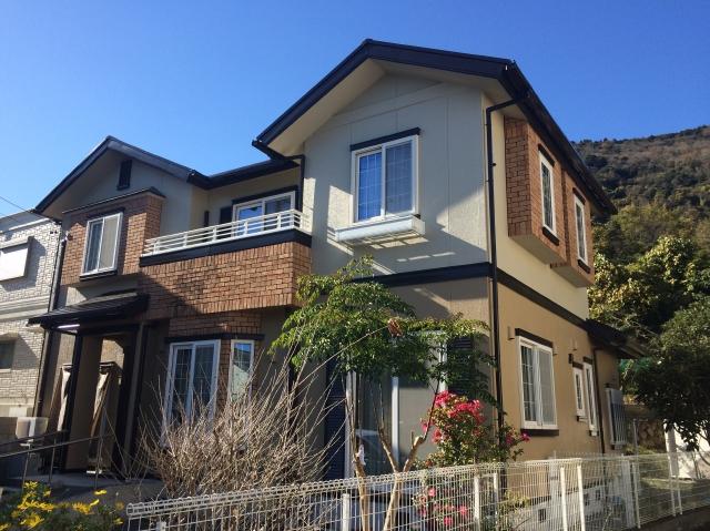 静岡市清水区 K様邸 外壁・屋根塗装リフォーム事例