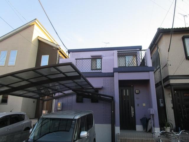 静岡市駿河区 Y様邸 外壁・屋上陸屋根塗装リフォーム事例