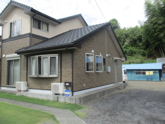 島田市 Y様邸 外壁塗装リフォーム事例