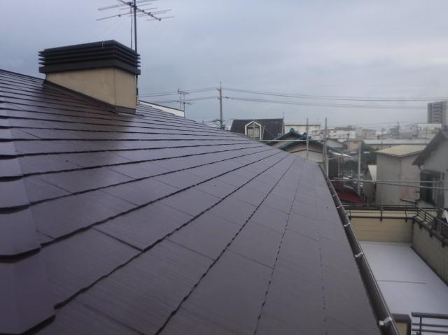 静岡市葵区 S様邸 屋根塗装・ベランダ防水リフォーム事例