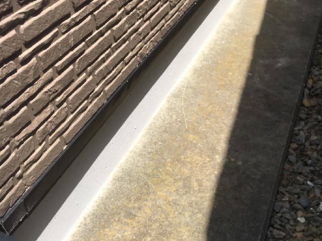 牧之原市 H様邸 ベランダ防水・基礎塗装リフォーム事例