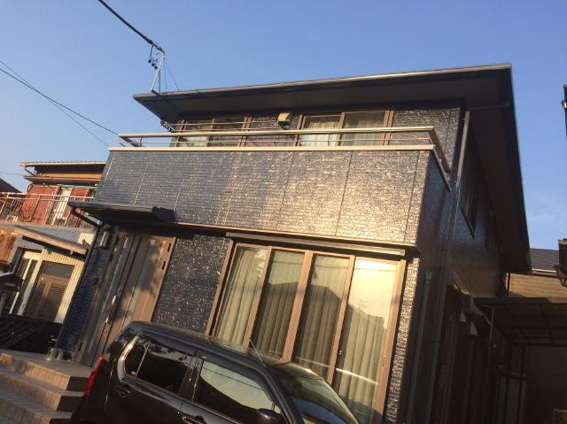 静岡市葵区 K様邸 外壁・屋根塗装リフォーム事例