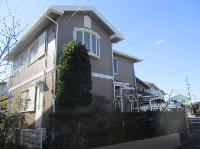 藤枝市 F様邸 外壁・屋根塗装リフォーム事例