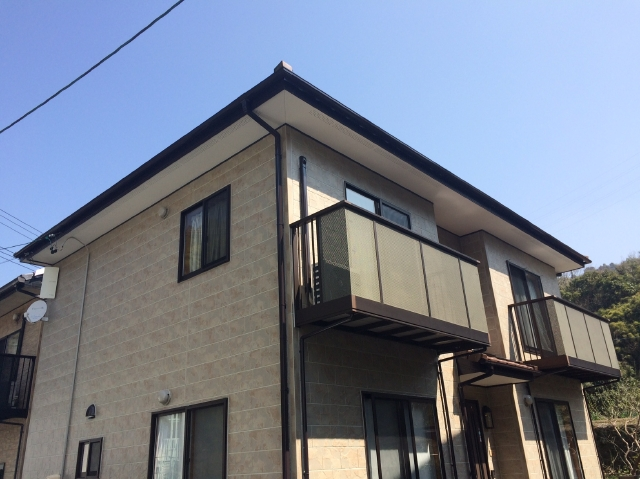 静岡市清水区 W様邸 外壁塗装リフォーム事例