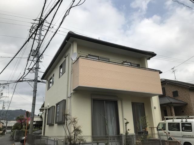 静岡市清水区 Y様邸 外壁塗装リフォーム事例