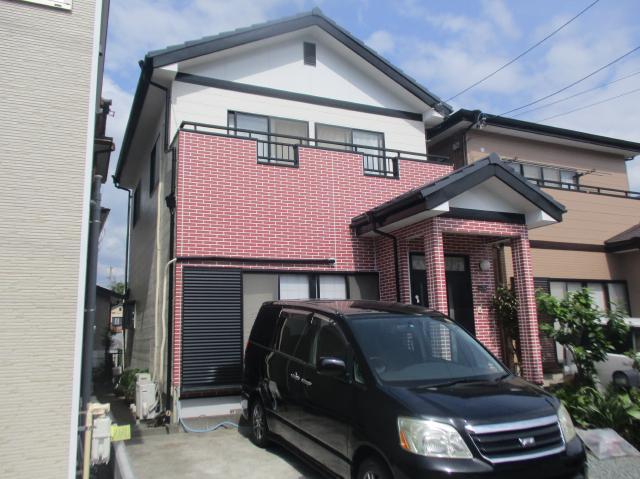 静岡市葵区 M様邸 外壁・屋根塗装リフォーム事例【2色分再現工法】