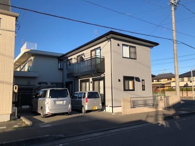 焼津市 T様 外壁塗装、屋根塗装工事事例
