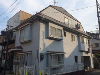 静岡市駿河区 K様邸 屋根・外壁塗装改修工事