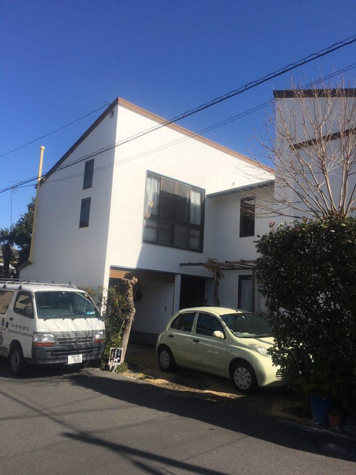 藤枝市 F様邸塗装改修工事