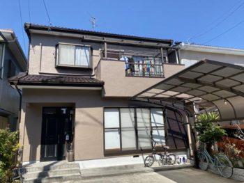 静岡市清水区 A様邸 外壁・屋根塗装リフォーム事例