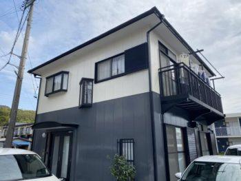 静岡市葵区 U様邸 外壁・屋根塗装リフォーム事例