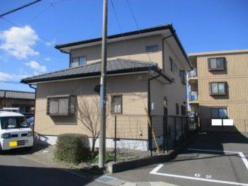 島田市 T様邸 外壁塗装リフォーム事例