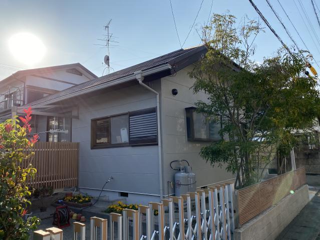 静岡市駿河区 T様邸 外壁塗装・屋根カバー工法事例