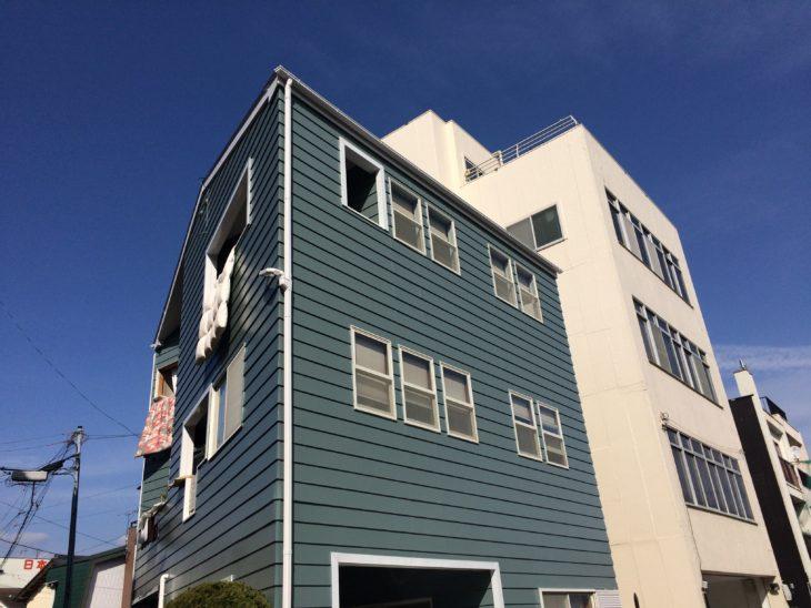 静岡市葵区 M様邸塗装改修工事