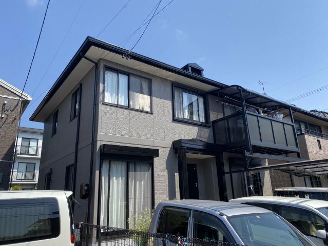 静岡市駿河区 K様邸 外壁・屋根塗装リフォーム事例