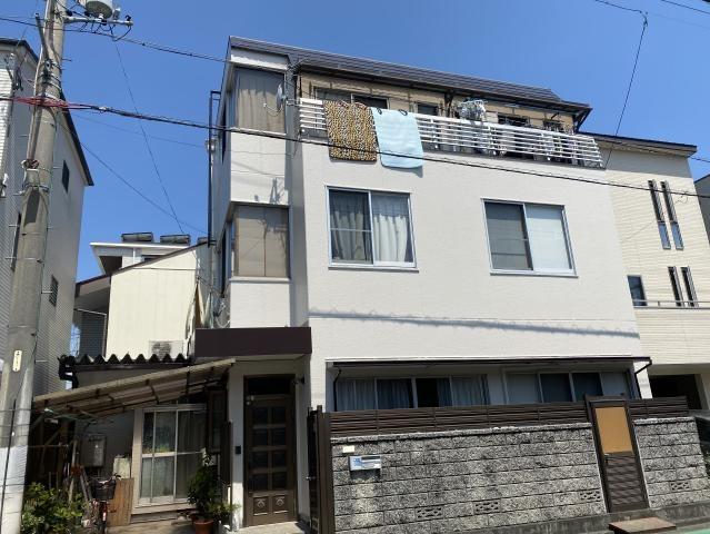 静岡市葵区 T様邸 外壁塗装・防水リフォーム事例