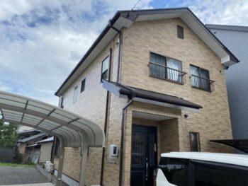 静岡市駿河区 Y様邸 外壁・屋根塗装リフォーム事例