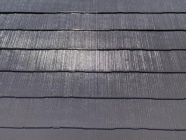 静岡市駿河区 M様邸 屋根・付帯部塗装リフォーム事例