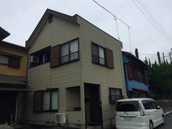 静岡市清水区 O様邸外壁・屋根塗装改修工事