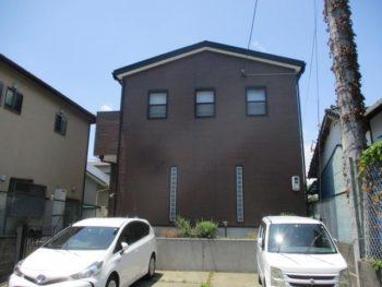 静岡市清水区 S様邸 外壁・屋根塗装リフォーム事例