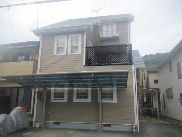 静岡市葵区 Y様邸 外壁・屋根塗装リフォーム事例