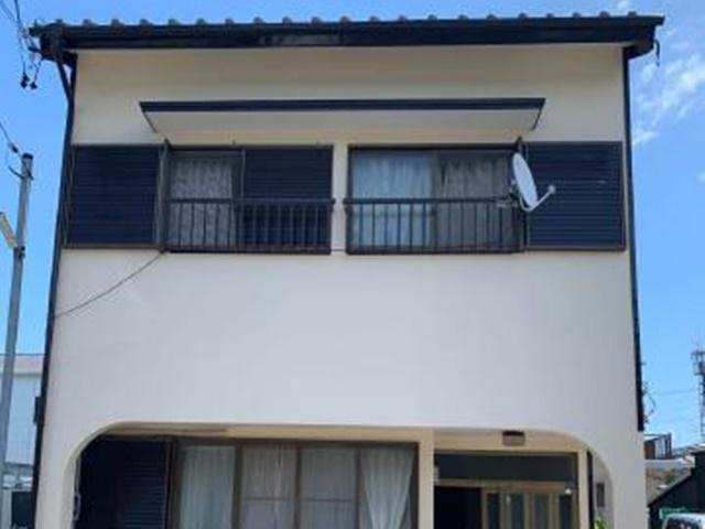 焼津市 T様邸 外壁・屋根塗装リフォーム事例