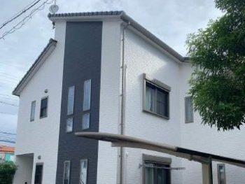 静岡市清水区 U様邸 外壁塗装リフォーム事例