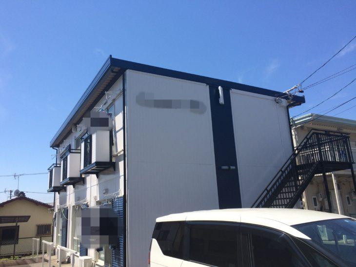 静岡市駿河区 T様邸所有アパート塗装改修工事